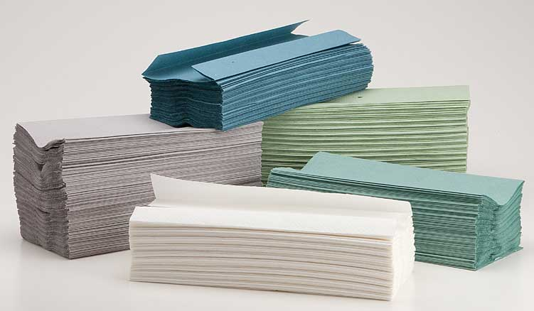 c fold paper hadn towel collection